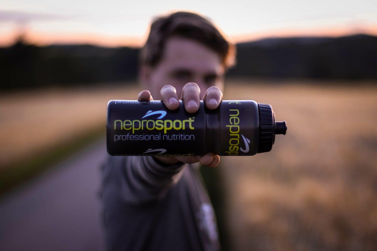 Neuer Partner: Neprosport