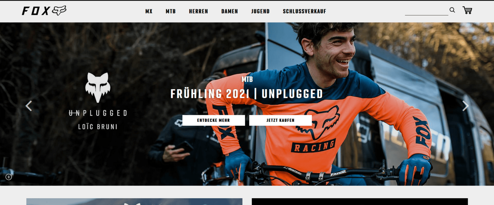 Fox Spring 2021 Collection OUT NOW!